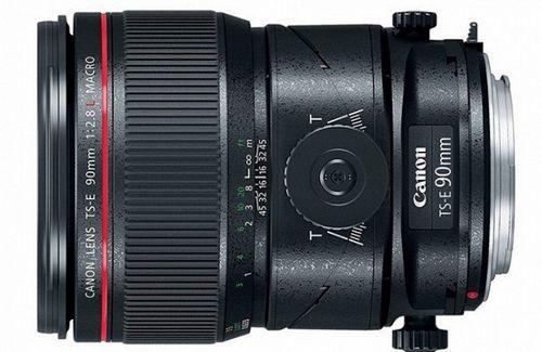 Canon готовит к выпуску три телеобъектива