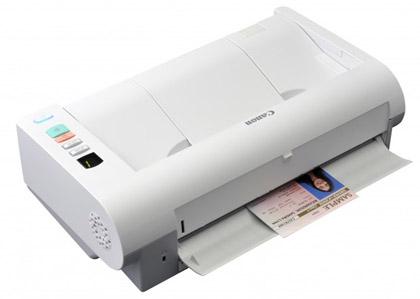Canon выпускает компактный и универсальный настольный сканер imageformula dr-m140
