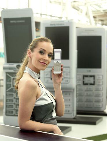 Cebit: benq mobile представила новые модели телефонов