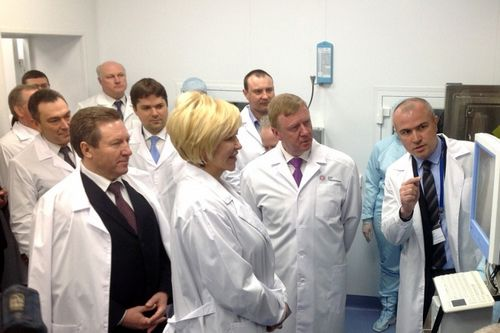 Центр ядерной медицины открылся в липецкой области при участии роснано
