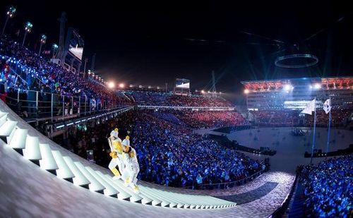 Церемония открытия олимпиады-2018 установила новый рекорд в российском интернете