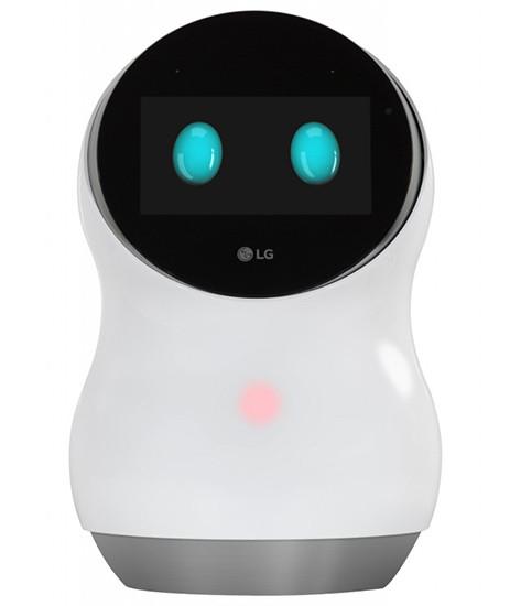 Ces 2017. lg анонсировала линейку роботов для квартир, дворов и аэропортов