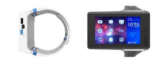 Часы-коммуникатор rufus cuff могут заменить смартфон