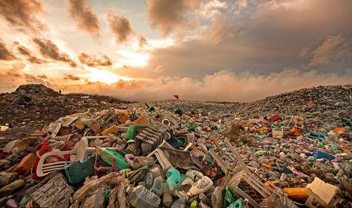 Человечество создало «пластиковую планету»