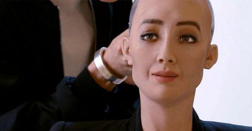 Человекоподобного робота софию ненавидят разработчики ии