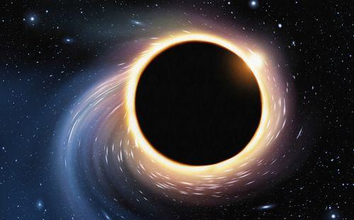 Черные дыры, разрывающие звезды, создают ливни космических лучей и нейтрино