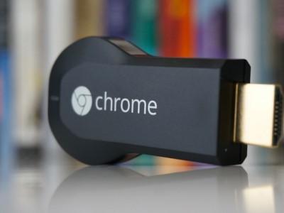 Chromecast теперь поддерживает трансляцию с экрана мобильного устройства на телевизор