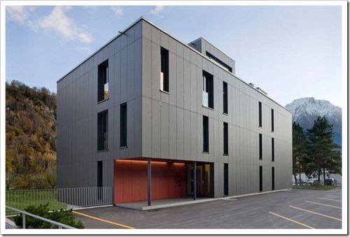 Что такое вентилируемый фасад? описание технологии и сферы её использования.