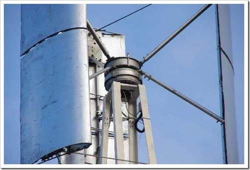 Что такое вертикальный ветрогенератор? получаем электроэнергию из воздуха.