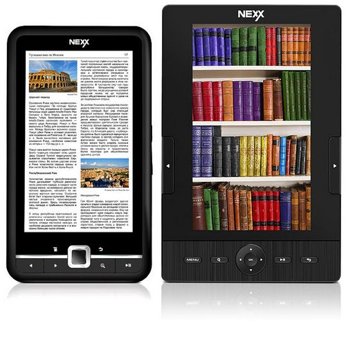 Цветные электронные книги появятся до конца 2010 года