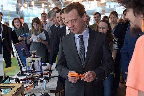 Д.медведев о теме инноваций в россии