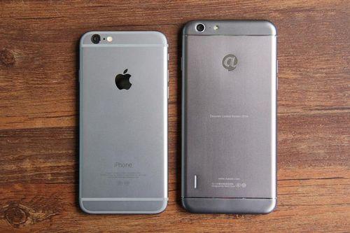 Dakele 3 - «премиальный» китайский клон iphone 6