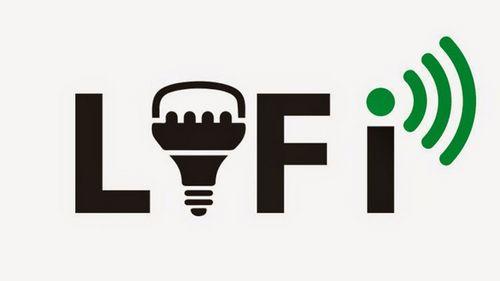 Датчик lifi позволяет получать информацию с помощью света