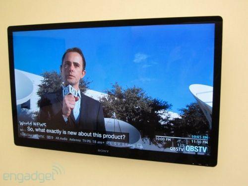 Демонстрация google tv на выставке ifa 2010 (13 фото + видео)