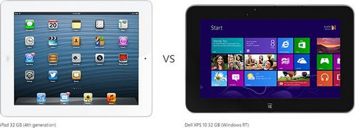 Демонстрация интерфейса windows 8 для планшетов (видео)
