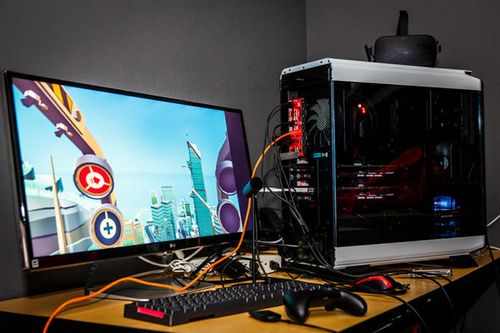 Для использования oculus rift понадобится мощный компьютер