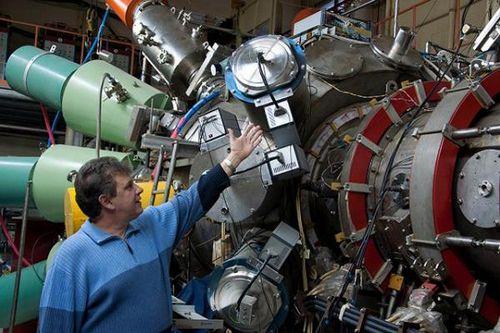 Для новосибирского коллайдера ученые разработали систему распознавания частиц