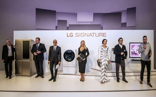 Дом как искусство: lg представила новую линейку продуктов для дома signature