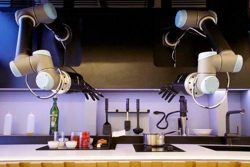 Домашний робот-повар от moley robotics (3 видео)