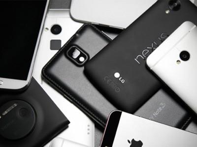Дорогие android-смартфоны постепенно теряют популярность