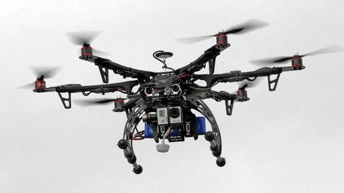 Дрон на базе водородных топливных элементов может летать без подзарядки до 2 часов