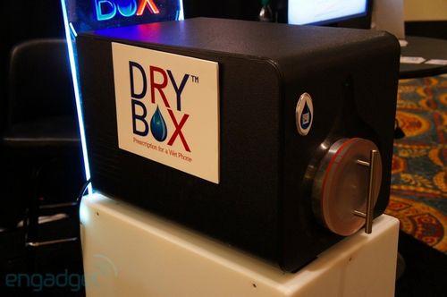 Drybox: спасательная станция для «утонувших» телефонов