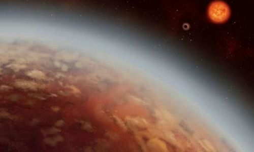 Две суперземли обнаружили астрономы на орбите звезды k2-18