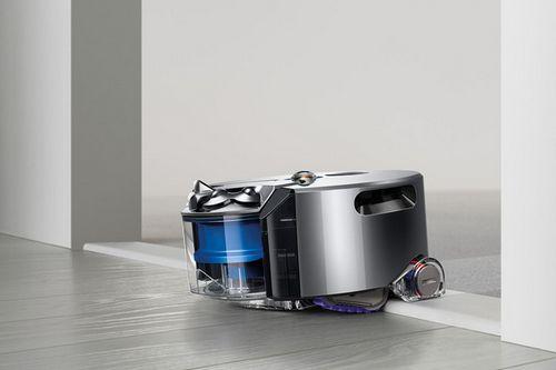 Dyson 360 eye - робот-пылесос, управляемый смартфоном