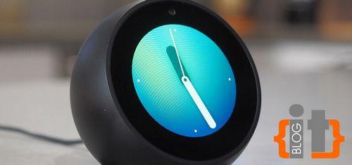 Echo spot: умный будильник