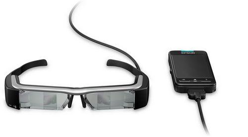 Epson moverio bt-200 - новые очки дополненной реальности