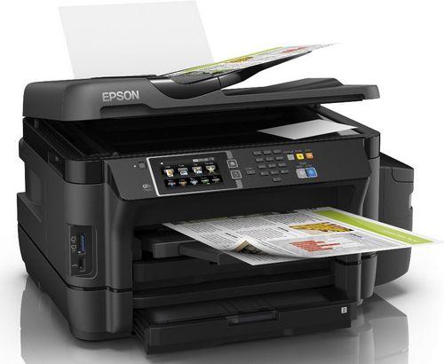 Epson пополнила серию «фабрика печати epson» двумя моделями с функцией двусторонней печати