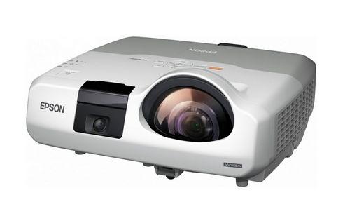 Epson предлагает новые модели интерактивных проекторов для презентаций