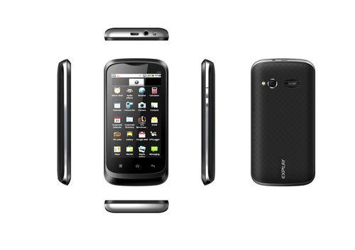 Explay a320: смартфон с большим экраном