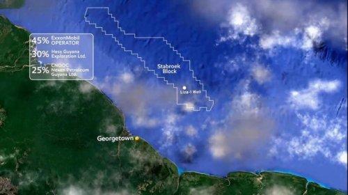 Exxonmobil вновь обнаружила запасы нефти нашельфе гайаны - «энергетика»