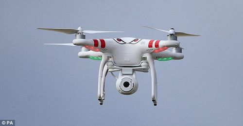 Федеральное бюро тюрем сша ищет способы борьбы с дронами