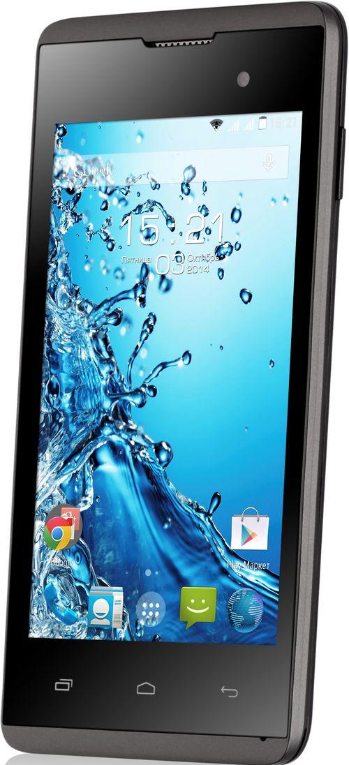 Fly era style 4 - доступный смартфон на android 4.4 kitkat