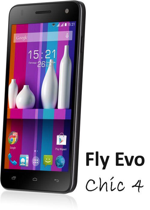 Fly evo chic 4: стабильная производительность