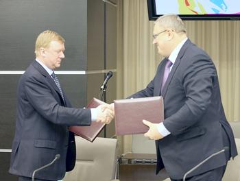Фонд жкх и роснано подписали соглашение о стратегическом партнерстве