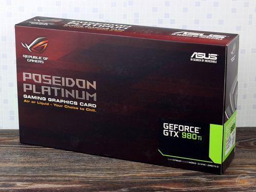 Фото референсной видеокарты nvidia geforce gtx 980