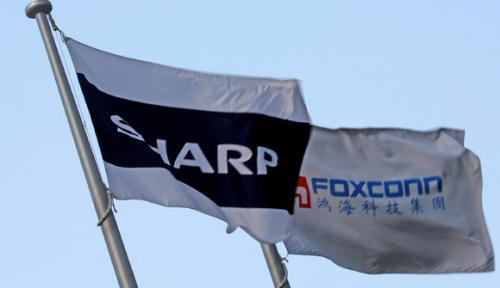 Foxconn и sharp могут вложить $8 млрд в строительство фабрики в сша