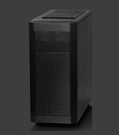 Fractal design представила компьютерный корпус core 3000
