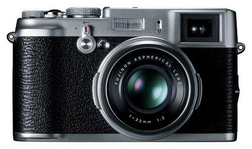 Fujifilm анонсировала компактную цифровую камеру с aps-c сенсором