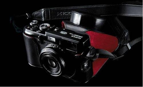 Fujifilm выпустила ограниченное издание фотокамеры x100 black limited edition