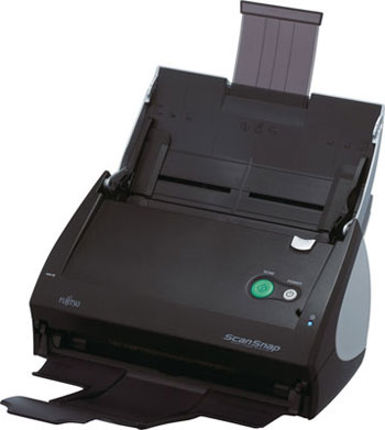 Fujitsu представил сканер четвертого поколения