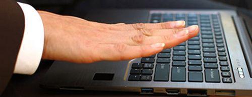 Fujitsu представила palmsecure id login для биометрической аутентификации по рисунку вен