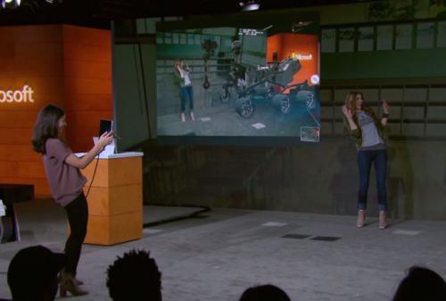 Функция view mixed reality в windows 10 позволит опробовать дополненную реальность посредством обычной web-камеры
