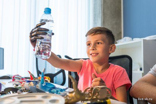 Функциональные детские протезы