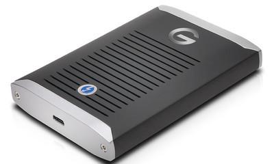G-technology представляет новые внешние накопители g-drive