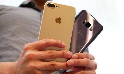 Galaxy s8 и iphone 7 plus сразились в фото- и видеосъёмке (11 фото + видео)