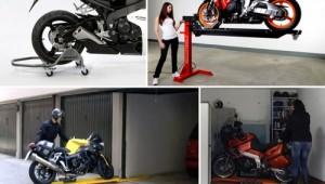 Гаражи для мотоциклов – мировые концепты